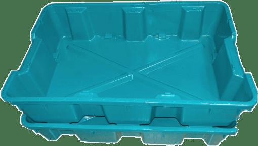 20lb Harvest Lug - Solid Wall